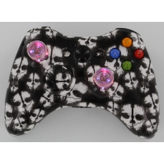 White Ghost Lighted Thumbstick