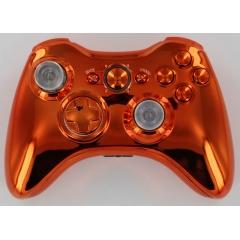 Chrome Orange Lighted Thumbstick