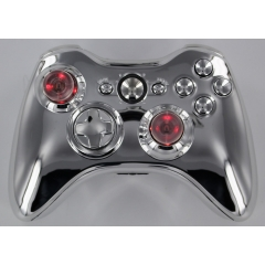 Chrome Silver Lighted Thumbstick
