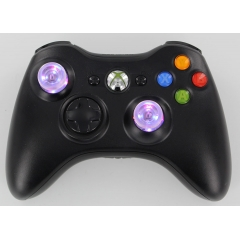 Black Lighted Thumbstick