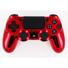 PS4 Chrome  Red
