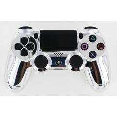 PS4 Chrome  Silver