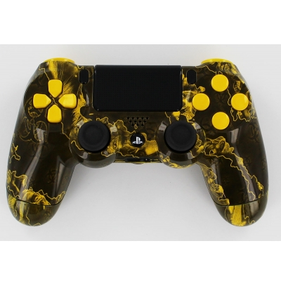 PS4 YELLOW ZOMBIE