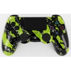 PS4 GREEN SPLATTER